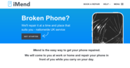 Broken phone? iMend is the easy way to get your phone repaired