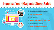 Increase Your Magento Store Sales