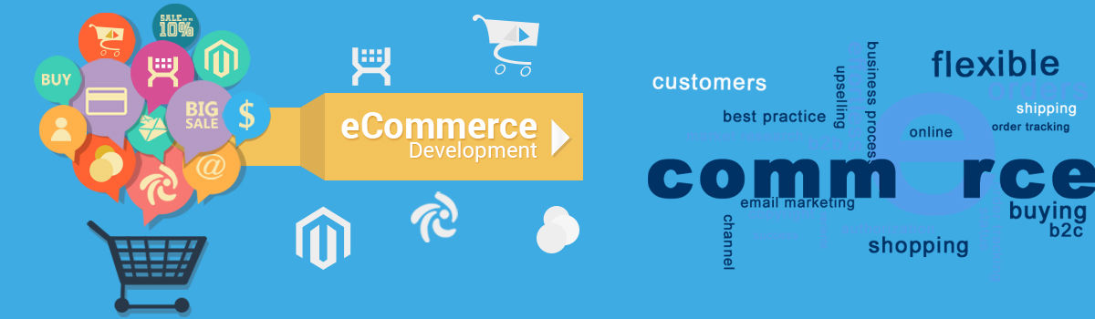 Headline for Ecommerce Development