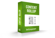 GetComponent - Content Rollup Web Part