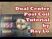 0.15Ω Dual Center Post Coil Tutorial on a Patriot