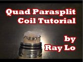 0.32Ω Quad Parasplit Coil Tutorial on a Patriot