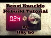 IGO-W Rebuild - The Beast Knuckle Tutorial