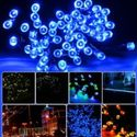 Christmas Lights Sale - GBB Solar Powered 10M/32ft 60LED String Fairy Light for Outdoor Garden Christmas Halloween Pa...