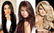 Hair extension how to: Picking the right colour for your hair