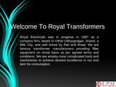 Is Transformer Oil Filtration And Transformer Oil Regeneration Same Thing?