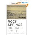 Rock Springs: Richard Ford