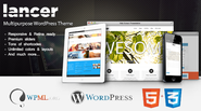 Lancer - Multipurpose WorPress Theme