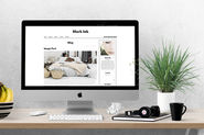 Black Ink - Feminine WordPress Theme