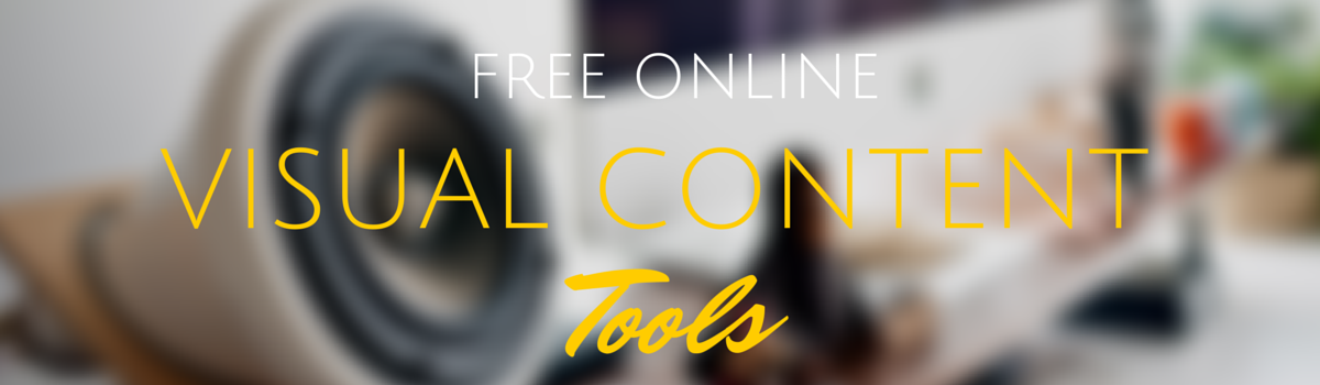 Headline for Top 7 Visual Content Tools to Make You Stand Out Visually on Social Media
