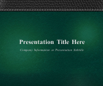 Free Corporate PowerPoint Template (Green) | SlideHunter.comSlideHunter.com