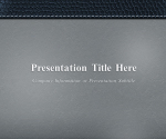 Free Corporate PowerPoint Template Gray | SlideHunter.comSlideHunter.com