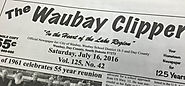 Waubay Clipper Newspaper