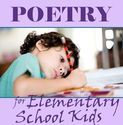 Reading and Writing Poetry With Elementary School Kids