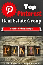 Real Estate | Mortgage | Social Media on Pinterest
