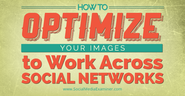 How to Optimize Your Images to Work Across Social Networks