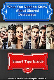 How Do Shared Driveways Work When Buying a Home?