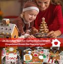 Savvy Holiday Tips - Gingerbread Houses for Everyone