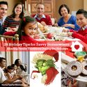 Savvy Holiday Tips - Family Traditions During the Holidays