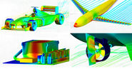 Applying Fluid Structure Interaction to Automotive Aerodynamics