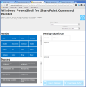 Windows PowerShell for SharePoint Command Builder - SharePoint Community