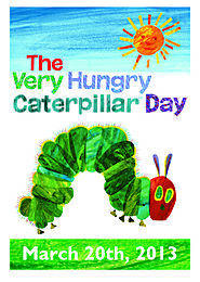 The Very Hungry Caterpillar Day