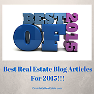 Top Real Estate Blog Articles For 2015