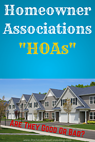 Homeowner Associations (HOAs): Good Or Bad?