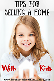 Tips For Selling A Home With Kids