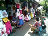 Kuta Art Markets