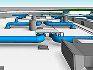 HVAC Equipment and Duct Layout Design Services & Consulting