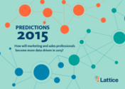 30 Predictions for 2015: Data-Driven Marketing And Sales | Lattice Engines
