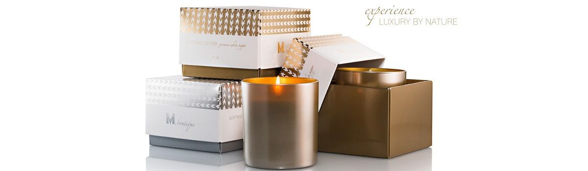 Headline for 5 Candle Blends That Will Immerse You in Luxurious Tranquility