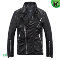 Mens Leather Motorcycle Jackets CW813119 - m.cwmalls.com