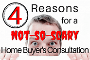 4 Reasons for a Home Buyer's Consultation