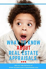 What to Know About Real Estate Appraisals