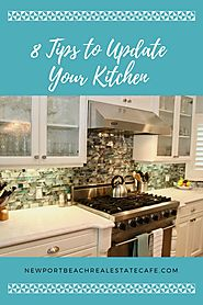 8 Essential Tips to Update Your Kitchen