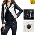 Cropped Women Jackets CW608359 - cwmalls.com