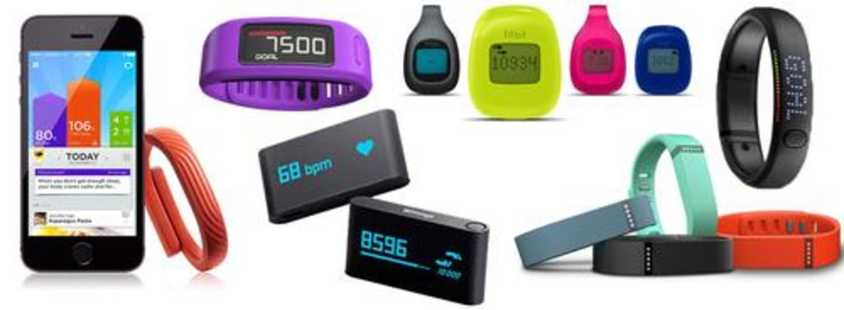 Headline for Best-Rated Activity Trackers For Fitness And Sleep - My Tops Picks For 2015