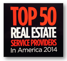 Top 50 Real Estate blogs by Blog Rank