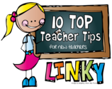 Love, Laughter and Learning in Prep!: 10 Top Tips for New Teachers - A linky party!