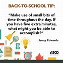 12 Tips for New Teachers