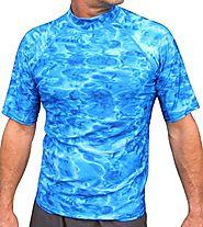 Best Water Shirts for Men xxl 3xl 4xl 5xl Reviews