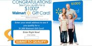 How to Get a Free 1000 Dollar Walmart Gift Card Today