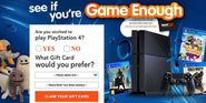 How to Get a Free Gamestop Gift Card of $25 Today