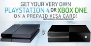 Get Big Discount on Your First Playstation 4 or Xbox One