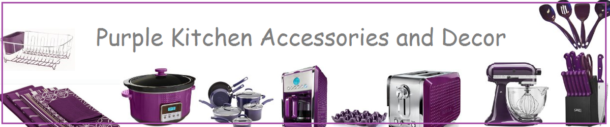Headline for Best Purple Pots, Pans, Cookware and Stoneware