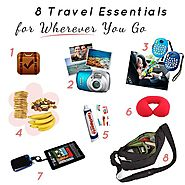 Tips on What You May Need When Travelling (Travel Bags and Accessories)