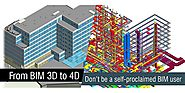 From BIM 3D to 4D: Don't be a self-proclaimed BIM user