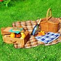 Have more picnics in the backyard with one or two friends.
